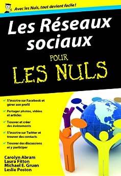 Les Réseaux sociaux Pour les Nuls par [JOLIVALT, Bernard]