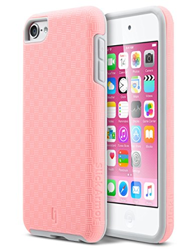 ipod-5-6-carcasa-ulak-ipod-touch-5-6-funda-case-delgado-proteccion-fit-slick-armor-doble-capa-hibrid