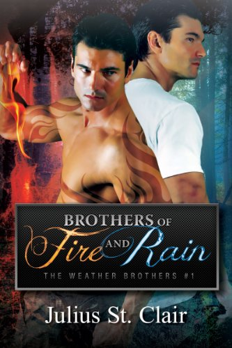 Brothers of Fire and Rain (The Weather Brothers) (Teen Superhelden)