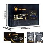 LIGHTAILING-Set-di-Luci-per-Architecture-Londra-Modello-da-Costruire-Kit-Luce-LED-Compatibile-con-Lego-21034-Non-Incluso-nel-Modello