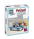WAS IST WAS Junior, Kartenspiel: Polizei