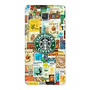 Impressive Coffee SB Multicolor Back Case Cover for Galaxy Grand Max