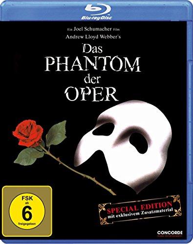 Musik Der Klänge Kostüm - Das Phantom der Oper [Blu-ray] [Special Edition]