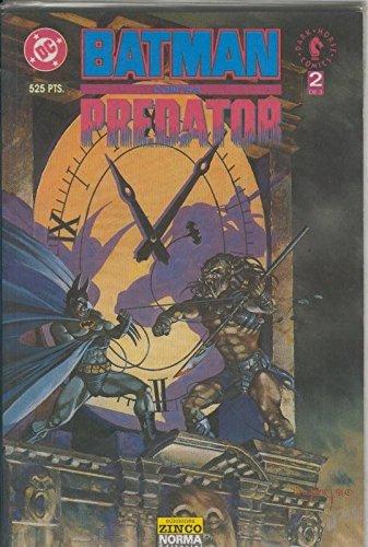 Batman contra Predator numero 2