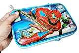 #5: Art box Latest beautiful Multipurpose jumbo pouch superhero print for stationery and valuable for boys. feel the stuff and quality
