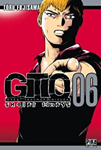 GTO Shonan 14 days Edition simple Tome 6