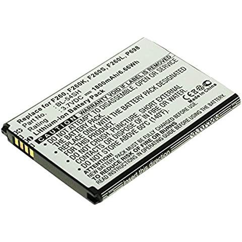 LG BL-54SH Batteria per LG G3s D722 (2540mAh) Batteria