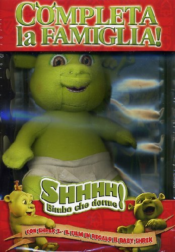 Shrek 2 (+ baby Shrek) [IT Import] (Shrek Babys)