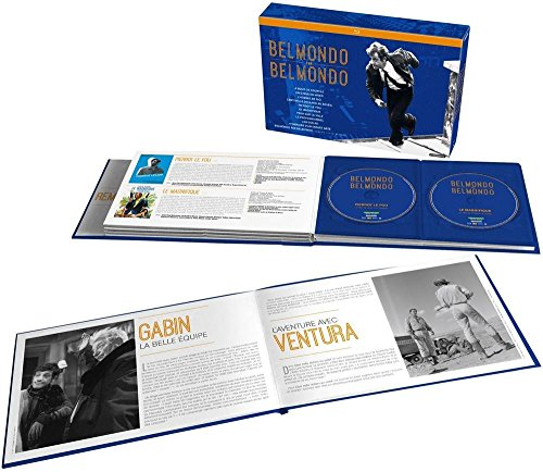 Belmondo par Belmondo [Francia] [Blu-ray]