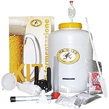 "'Kit cerveza Lusso ""Mr.Malt para hacer la cerveza en casa."