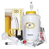 KIT BIRRA LUSSO 'Mr.MALT' per fare la birra in casa!