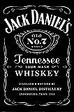 Jack Daniels - Black Label - Whiskey Bars Spirituosen Poster Plakat Druck - Grösse 61x91,5 cm + 2 St. Posterleisten Kunststoff 62 cm schwarz