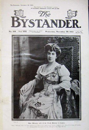 signora-greca-di-londra-del-ministro-della-moglie-di-metaxas-di-1905-fotografie