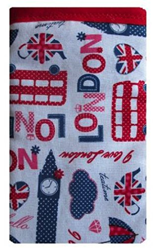 Blanc London Print Apple iPod Socks - Apple iPod Nano