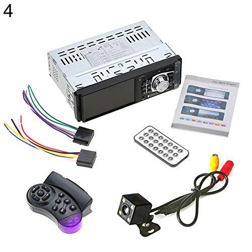 Sguan-wu HEVXM 4012B 4,1 Zoll Autoradio Auto Audio Stereo FM BT 2.0 MP5 Player Zubehör - 4#