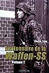 Dictionnaires de la Waffen-ss tome 2