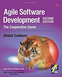 Agile Software Development: The Cooperative Game (2nd Edition)