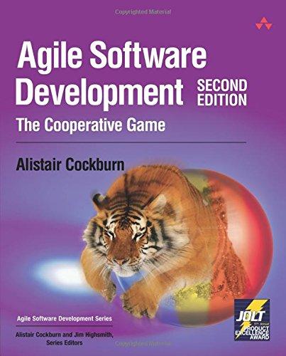 Agile Software Development: The Cooperative Game (Agile Software Development Series)
