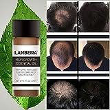 Edited Professional Haarwuchsöl gegen Haarausfall Wissenschaftlich Haarserum, Haaröl für Haarwachstum & Haarverdickung, Haarwuchs Ätherisches Öl, Intensiv Vitalformel für Haarpflege