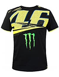 6a1cafc7c199 Valentino Rossi VR46 46 Monster T-Shirt 2018