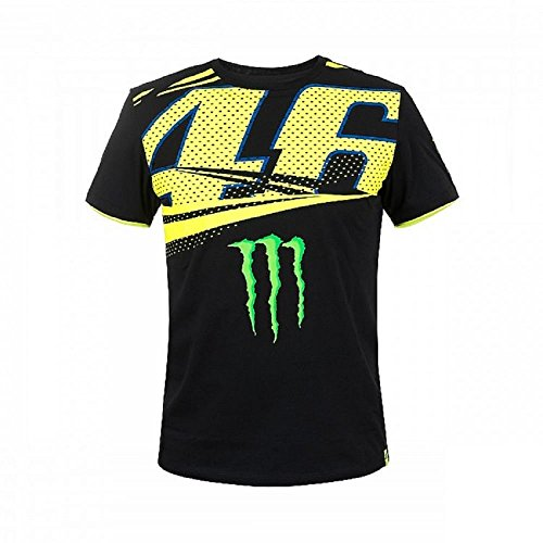 Valentino Rossi VR46 46 Monster T-Shirt 2018 L