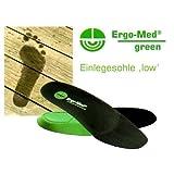 Atlas, Ergo-Med Einlegesohle, green (low), Gr. 37