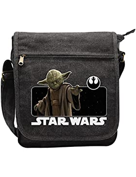 Star Wars - Yoda Umhaengetasche Messenger Bag Tasche