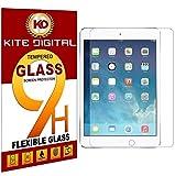 Kite Digital Compatible with IPAD AIR/IPAD AIR2 /IPAD PRO (9.7 INCH) Tempered Glass