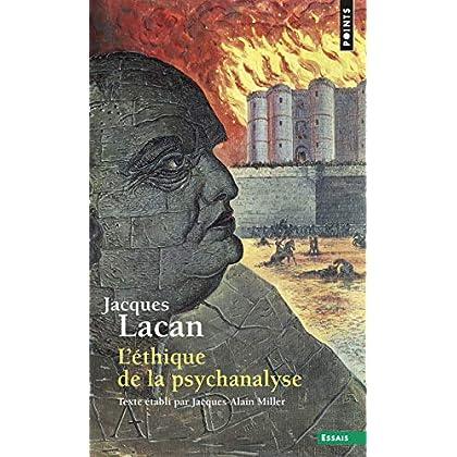 L'Ethique de la psychanalyse. Séminaire Livre VII