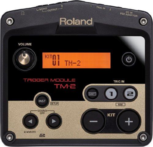 Roland tm2-tm-2acustica drum Trigger modulo