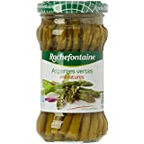 Rochefontaine Asperges Vertes Miniatures 100 g Net