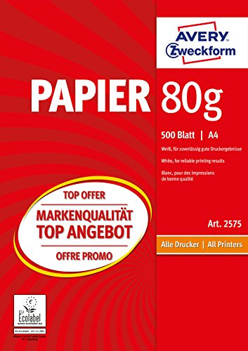 Avery Druckerpapier 500 Blatt A4 - 2