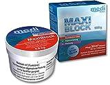 Medipool Schwimmbadpflege Maxiblock, 600 g