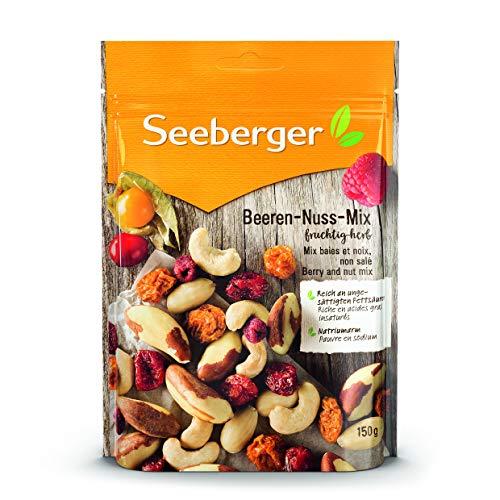 Seeberger Beeren-Nuss-Mix, 12er Pack (12 x 150 g)
