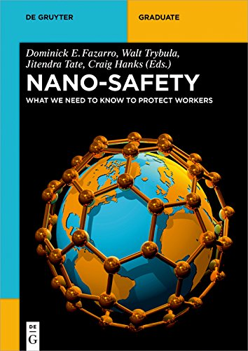Nano-Safety: What We Need to Know to Protect Workers (De Gruyter Textbook) (English Edition)