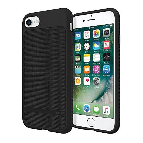 Incipio Iphone Case (Incipio NGP Advanced Schutzhülle für Apple iPhone 7 / 8 nach US-Militärstandard in schwarz [Wabenstruktur | Strukturierte Außenseite | Stoßfest | Reißfest] - IPH-1481-BLK)