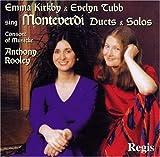 Monteverdi : Duos & Solos