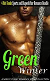 51wT6tfo2IL. SL160  - Green Winter: Sports and Shape Shifter Romance Bundle (A Mixed Steamy Romance Book Collection) Reviews