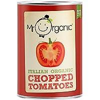 400 g de tomate troceado Sr. Orgánica
