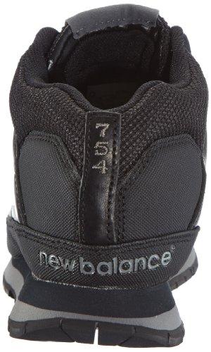 New Balance H 754 LLK (H754LLK) Nero (Black - Schwarz (LLK BLACK 8))