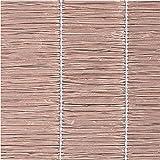 Bestlivings Sichtschutz - Abdeckung für Balkon, Carport, Zaun Auswahl: 90 x 300 cm Braun
