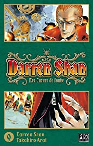 Darren Shan Edition simple Tome 9