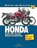 Honda XL 600/650 V Transalp und XRV 650/750 Africa Twin
