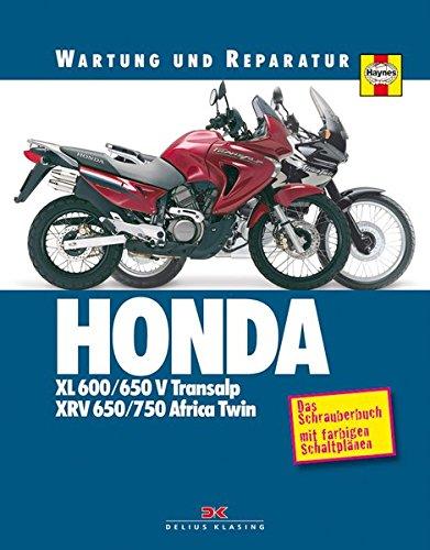 Preisvergleich Produktbild Honda XL 600 / 650 V Transalp und XRV 650/750 Africa Twin