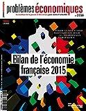 Bilan de l'économie française 2015 (Problèmes économiques n°3118)