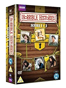 Horrible Histories: Complete Series 1-3 Box Set [DVD]