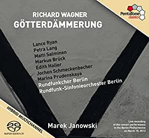 Gotterdammerung (Sacd,plays on all cd players)