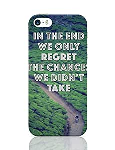 PosterGuy iPhone 5 / iPhone 5S Case Cover - Live, Travel, Smile | Designed by: nomad11