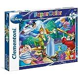Disney - Puzzle, 104 piezas, diseño Peter Pan (Clementoni 279159)
