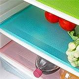 Home Antibacterial Antifouling Refrigerator Pad Mildew Moisture Absorption Pad